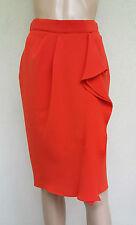 MAX MARA Coral Skirt size 4 USA, 6 GB, 34 D, 38 I, 36 F NEW ARRIVALS