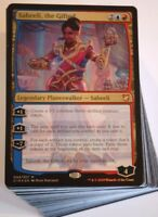 ***Custom Commander Deck*** Saheeli the Gifted, Artifacts EDH Mtg Magic Cards