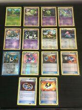 Plasma Blast Pokemon Cards x 14  Reverse Holo Nr Mint