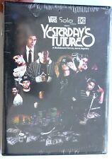 """Vans & Kr3w """"Yesterday'S Future"""" Skateboard Skate Video Dvd, New, 2006, Rare"""