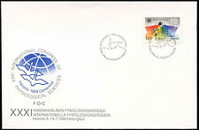 Finland 1989 Physiological Sciences FDC First Day Cover #C34108