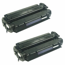 2PK C7115X 15X Black Toner Cartridge Compatible HP LaserJet 1000 1200 1200n