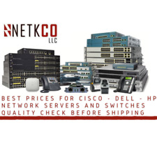 USED Cisco WS-C4506-E Cat4500  6-Slot Chassis, fan, no ps