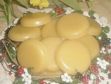 24 WOOD BURNING FIREPLACE Handmade Wax Tarts WAFERS Scented Candle Wax Melts