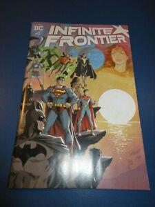 Infinite Frontier #0 VFNM gem wow Batman