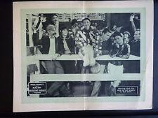 1926 HESITATING HORSES - LOBBY CARD - HORSERACING - MACK SENNETT SILENT COMEDY