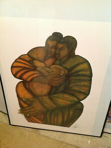 Charles Bibbs - Fine Art Print -  New Life - Limited Edition Numbered & Signed