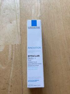 LA ROCHE POSAY Effaclar Duo + Corrective Unclogging Care 40ml Cream Innovations