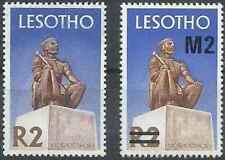 Timbres Lesotho 400 - 423 ** lot 25084