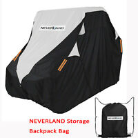 NEVERLAND Utility Vehicle Cover Side-by-Side For Polaris RZR S 570 800 900 1000