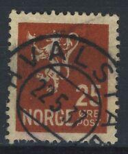 Norway 1926-37, NK 147 Son Hvalstad 22-5-1937 (AK)
