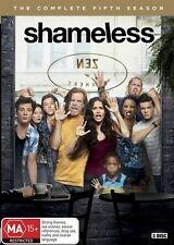 Shameless : Season 5 (DVD, 2016, 3-Disc Set) R4 New, ExRetail Stock (D150)