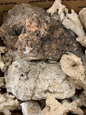 30 Lbs Live Dry Coral Reef Rock