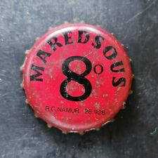 Maredsous Belgien Bier Kronkorken beer bottle cap tappo birra
