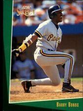 A1080- 1993 Select Baseball Cards 1-250 +Rookies -You Pick- 10+ FREE US SHIP