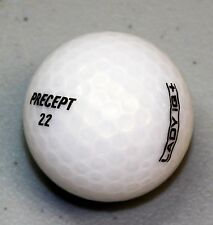 24 Precept Crystal Clear Mix Near Mint AAAA Used Golf Balls