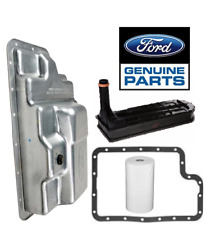 03-07 Ford 6.0L Powerstroke OEM Transmission Pan Upgrade 8C3Z-7A194-B (3603)