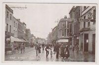 Somerset postcard - East Street, Taunton (A1174)