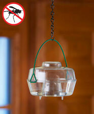 WASP TRAPS: SET OF FOUR: USE EVERYDAY HOUSEHOLD ITEMS, NO HARMFUL CHEMICALS