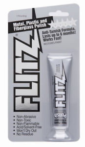 FLITZ Metal Polish 50 Gram 1.75 oz.: BP 03511