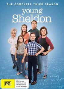 Young Sheldon - Season 3 DVD
