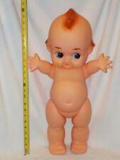 """GIANT 24"""" Vinyl Kewpie Doll Made In Japan"""