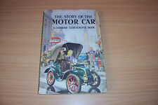LADYBIRD BOOK THE STORY OF THE MOTOR CAR 2/6 NET DUST/JACKET