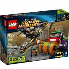 Lego 76013 DC Comics Batman: The Joker Steam Roller ** NEW & SEALED **