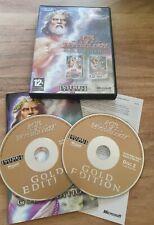 Age of Mythology: Gold Edition - 2 Disc PC CD-ROM