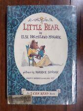 Little Bear ~ Else H. Minarik ~ Illus Maurice Sendak ~ 1st/1st ~ HC/DJ ~ 1957