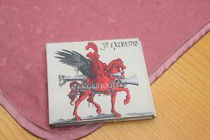 In Extremo Saengerkrieg CD+DVD Universal Top