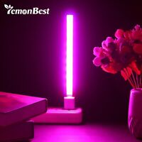 LED Grow Light Hydroponic Plant Growing USB Red & Blue Light Bar For Desktop