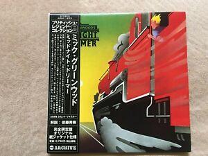 MICK GREENWOOD-Midnight Dreamer-74/2006 CD MINI LP Japan