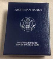 2004-W American Silver Eagle (1oz) Proof Coin