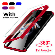 360° Full Body Protective Hard Case Cover For iPhone 12 Mini 11 Pro XS Max XR 8