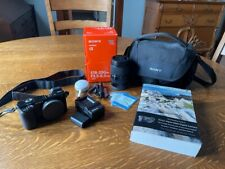 Sony Alpha A6000 Mirrorless Digital Camera / Sony 18-200mm F3.5-6.3 E-Mount Lens