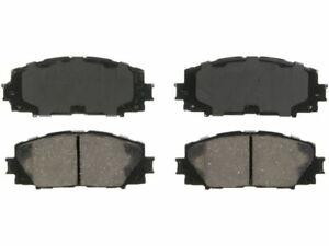 Front Brake Pad Set For 2012-2019 Toyota Prius C 2013 2014 2015 2016 2017 P293NH