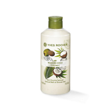 Yves Rocher Shower Gel Coconut Sensual Bath Aloe Vera Botanical Cleansing 400 ml