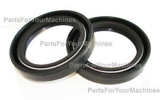 2 OIL SEALS FOR KOHLER. REPLACES P/N 12 032 03-S, 1203203-S, 12-032-03-S, FAST