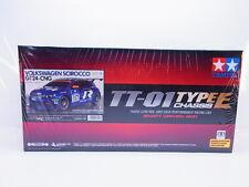 60352 | Tamiya RC 58508 Bausatz 1:10 VW Scirocco GT24-CNG TT-01 NEU in OVP