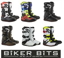 5% OFF Alpinestars Tech-Trial Motocross Moto Todoterreno Botas