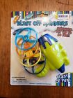 TOYI Blast Off COPTERS/SPINNERS with launcher gun New on