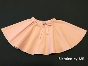 Pretty Full Circle Skirt Handmade by Birralee by ME. Size 3