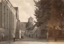 AK Gneisenaustadt Schildau Beethovenstrasse Strasse Echt Foto Postkarte