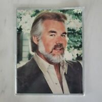 1982 Kenny Rogers TOUR program BOOK Live in Concert PHOTOS