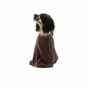 Medium Doggy Bag PREMIUM Microfibre Dog Towel for Spanilel, Collie, Labrador