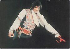 AA8257 Elvis Presley - Later Concert - Cartolina postale - Postcard