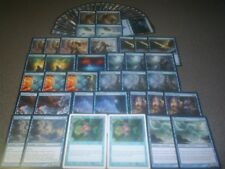 MTG Magic BLUE SERVANT DECK A pair of beastly RARES Economy Water Air Here There