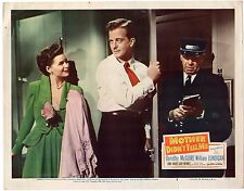 DOROTHY MCGUIRE WILLIAM LUNDIGAN MOTHER DIDN'T TELL ME 11x14 Lobby Card LC679