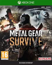 Metal Gear Survive XBOX ONE KONAMI